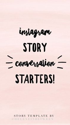 Instagram Story templates are a fun way for others to get to know you and actively participate in what you share. I wanted a way to make them more interactive and turn them more into a game. You can simply save or screenshot these templates and upload them to your Instagram Story. #instagram #instagramstory #instagramtips