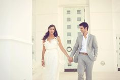 #sarah-seven  Photography: Leigh Miller Photography - leighmillerphotography.com/ Event Planning + Design: Bellafare - bellafare.com  Read More: http://www.stylemepretty.com/2011/10/10/vero-beach-wedding-by-bellafare/