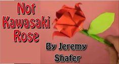 How To Fold the Not Kawasaki Rose