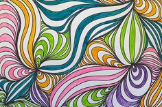 line doodles with new sharpies | Flickr - Photo Sharing!
