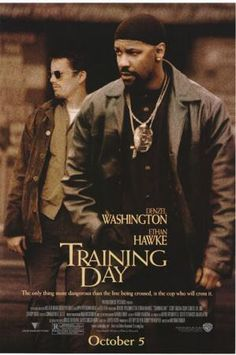 Training Day, Denzel Washington