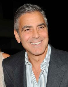 George Clooney | 47 Famous People Who Went To Catholic School