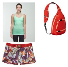 """Untitled #138"" by sophiebell33 on Polyvore featuring Patagonia and lululemon"