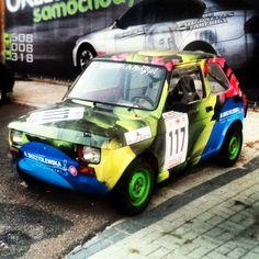 #maluch #126p #polska #poland #PL #car #oldcar