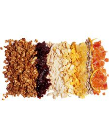 Basic Healthy Granola - Whole Living Eat Well
