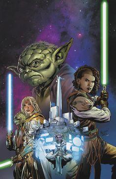 Star Wars Love, Rey Star Wars, Star Wars Fan Art, Star War 3, Star Wars Jedi, Star Wars Comic Books, Star Wars Comics, Star Wars Characters, Marvel Comics