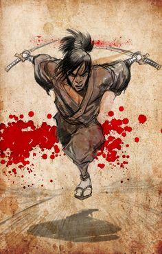 Shinobi by tomisaburo.deviantart.com on @deviantART