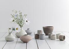 Ceramicist Sara Söderberg ofTerttulla Ceramicsrecently moved back to Sweden after