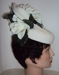 LINDA FORD MILLINERY: HEADPIECES - FOR SALE