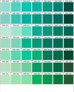 Color Chart – JM Trading Pvt. Ltd
