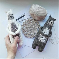 Bunny Crochet, Crochet Bear Patterns, Crochet Teddy, Easter Crochet, Amigurumi Patterns, Crochet Dolls, Knitted Stuffed Animals, Knitted Animals, Teddy Bear Template