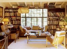 Paul Fortune's Laurel Canyon home.