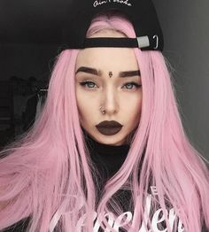 Another pink stylesee our honey @vncvt looks so amazing in this pink wig.Girlsdo you want to try this pink style?wig sku:edw1081 Use Coupon Code: BFRIDAY to get 20% Off on your order. http://ift.tt/2gCaYZ5 #beauty#frontlacewig #frontlacewigs#syntheticwigs#thanksgivingday#bigsale#blackfriday