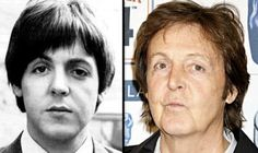 Paul McCartney Died In A Car Crash 1966 And Was Replaced By Double