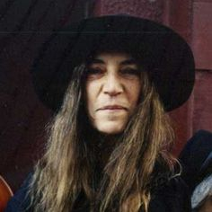 patti smith the Godmother of Punk was born December 30, 1946. she is an American singer-songwriter, poet and visual artist, who became a highly influential component of the New York City punk rock movement with her 1975 debut album Horses.