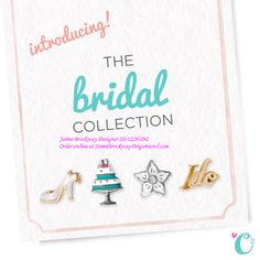 New Bridal Collection! #Wedding #Charms #Brides