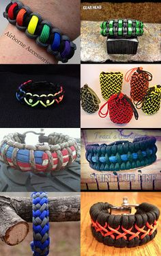 Awesome and Unique Paracord Items