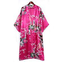 Kimono geisha largo AliExpress