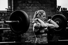 Fitness. Crossfit. Sam Briggs.