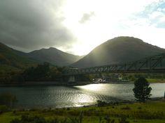 Loch Leven from North Ballachulish, Scotland