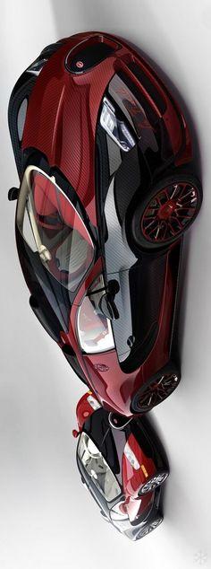 Visit The MACHINE Shop Café... ❤ Best of Bugatti @ MACHINE ❤ (The Bugatti ƎB Veyron 16.4 Grand Sport Vitesse 'La Finale')