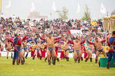 7-Night Mongolian Naadam Festival and Gobi Desert Tour