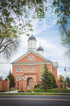 Vernal, UT LDS Mormon Temple by SarahDawnPhotography on Etsy