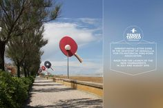 Лучшая Мировая Реклама - Ping-Pong Association of Senigallia: Seaside