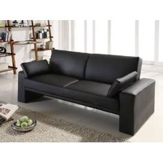 sofa futon faux leather tufted fold down convertible bed couch sleeper furniture   bed couch convertible and leather sofa futon faux leather tufted fold down convertible bed couch      rh   pinterest