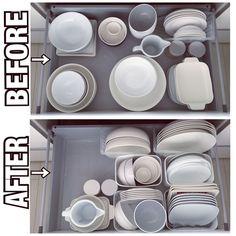 Kitchen Room Design, Home Decor Kitchen, Kitchen Interior, Home Interior Design, Kitchen Pantry Storage, Kitchen Organisation, Muji Storage, Small Apartment Hacks, Apartment Makeover