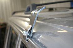 diy roof rack mounts - Google Search