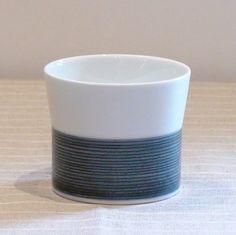 My indigo blue tea cup. nice size and price.