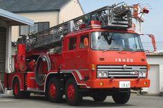 懐かしき消防車を追い求めて・・・