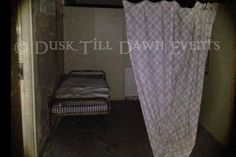 26th September 2014  The Newsham Park Hospital and Orphanage   Ghost Hunt   DTDE   Dusk Till Dawn Events invites you to spend the night ghost hunting followed by camping down for the rest of the night (once the ghost hunt has finished) until the morning in the original wards of this extreme and terrifying location.