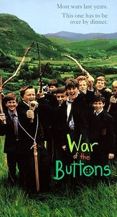 War of the Buttons (1994), two rival gangs in Co. Cork (rich kids vs poor kids). Iconic film known to any Irish child born in the 80s and early 90s