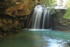 Honey Creek Falls, Big South Fork, TN
