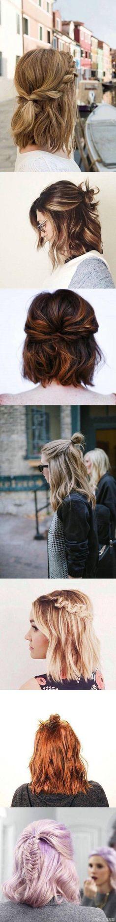 Hair style #braid #hair #idea