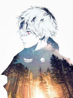 Kaneki :'3 tokyo ghoul