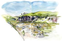 Urban Sketchers: The Hill Country