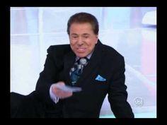 Programa Silvio Santos (29/06/14) - Silvio Santos cai no palco de seu pr...