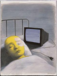Xiaogang Zhang - (Amnesia and Memory One Week No 1