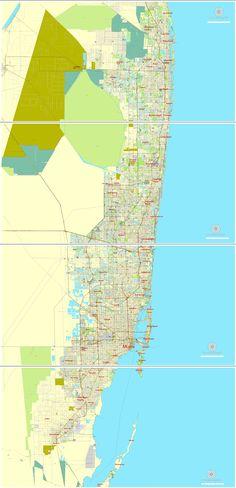 atlanta georgia us vector map adobe illustrator editable city