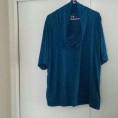 Casual shirt Turquoise shirt Tops