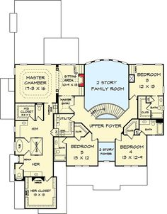 House Plans With His And Her Bathrooms And Closets Yahoo