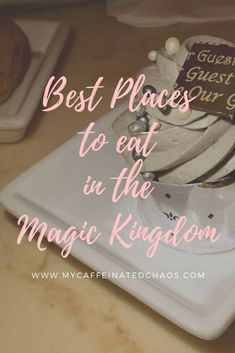 There is SO much to do in Disney and never enough time to do it all. I've narrowed down the best restaurants in the Magic Kingdom for you! Disney World Tips And Tricks, Disney Tips, Disney Food, Disney Vacations, Disney Travel, Disney Destinations, Summer Vacations, Magic Kingdom Tips, Disney Fanatic