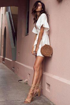 Shop the round basket bag online