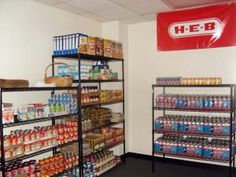 Good list of Emergency Pantry items- nonperishable and ready-to-eat foods : )