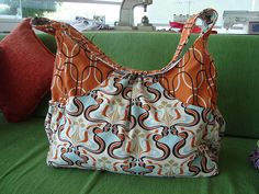 Go Mama Diaper Bag by mslcreations, via Flickr