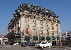 Château Perrache. Lyon 2. Côté Saône.