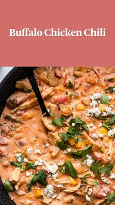 Paleo Chicken Recipes, Healthy Crockpot Recipes, Healthy Dishes, Healthy Eating, Buffalo Chicken Chili, Clean Eating Chicken, Seasonal Food, Easy Weeknight Meals, Soups And Stews